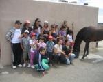 25-CON LOS CABALLOS DEL CLUB HÍPICA LA MAJADA