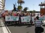 MANIFESTACION Radioterapia en Lanzarote YA