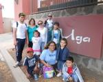 VISITA A LA FINCA DE UGA 2014